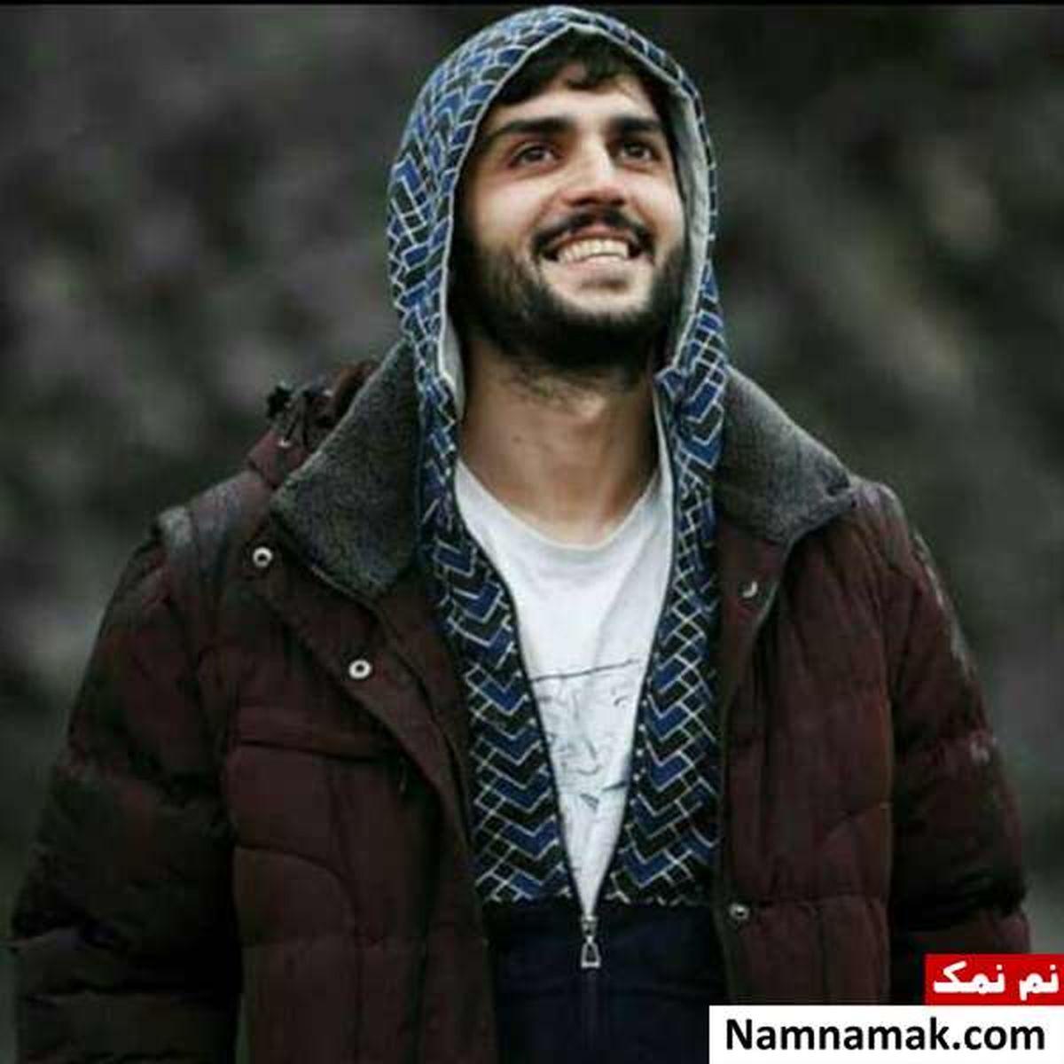 بیوگرافی نیما نادری بازیگر سریال شرم + تصاویر