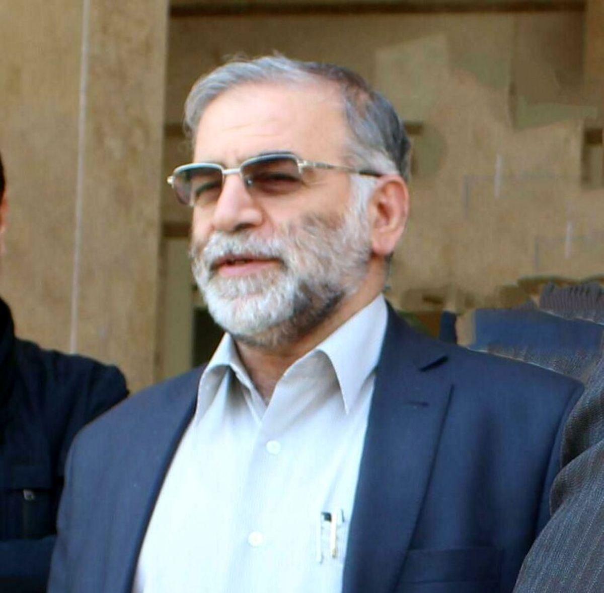همسر شهید فخری زاده به مردم ایران تسلیت گفت