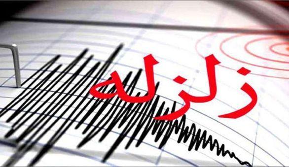 زلزله ۴ ریشتری در تسوج آذربایجان شرقی