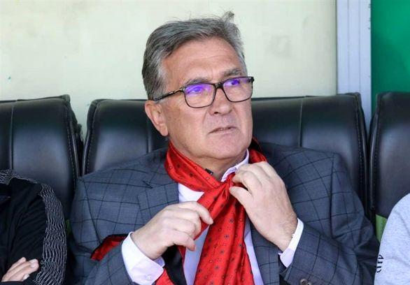 واکنش برانکو به اولین جلسهاش با نمایندگان باشگاه پرسپولیس