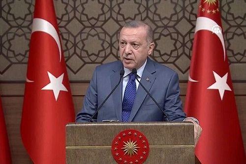 ادعای جالب اردوغان در مورد داعش