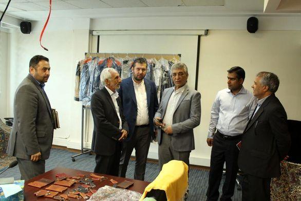 برگزاری جلسه طرحهای معین اقتصادی شهرستان منوجان