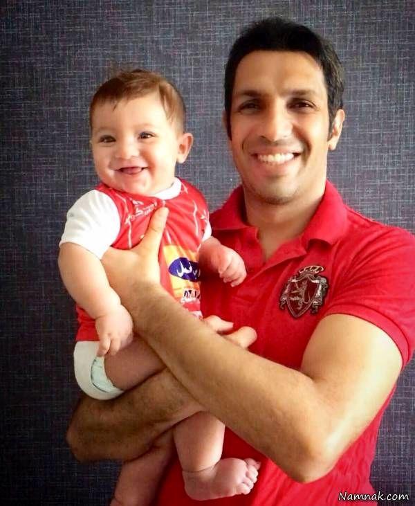 سپهر و پسرش
