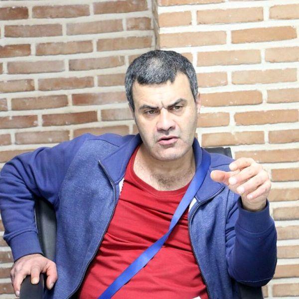 بهراد خرازی| بیوگرافی بهراد خرازی | بهراد خرازی بازیگر مرد ایرانی
