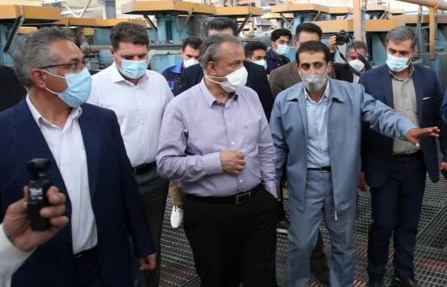 تصویر از بهره برداری از 5 واحد تولیدی به ارزش 6400 میلیارد ریال در جنوب کرمان