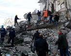 زلزله آلبانی، انتقام ایران از منافقین بود!