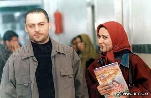 فقیهه سلطانی و حسین یاری در فیلم نغمه