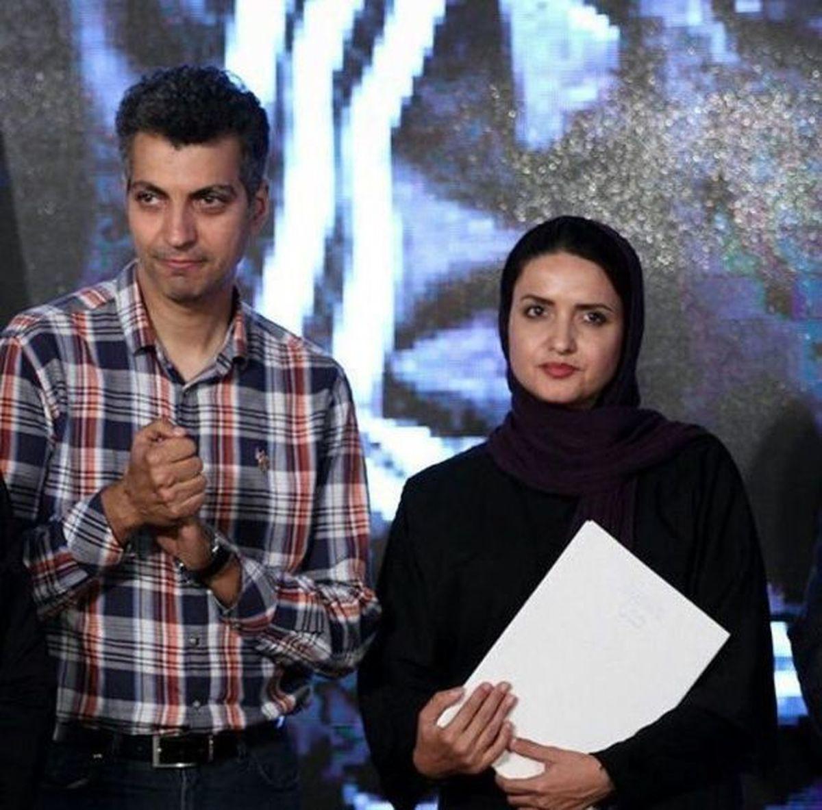 عادل فردوسی پور  جنجال ماجرای رونمایی از همسرش+عکسهای دیده نشده و بیوگرافی