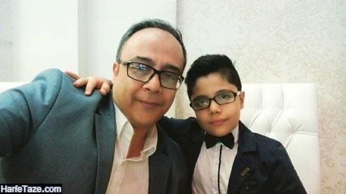 زندگی شخصی علی ابوالحسنی بازیگر
