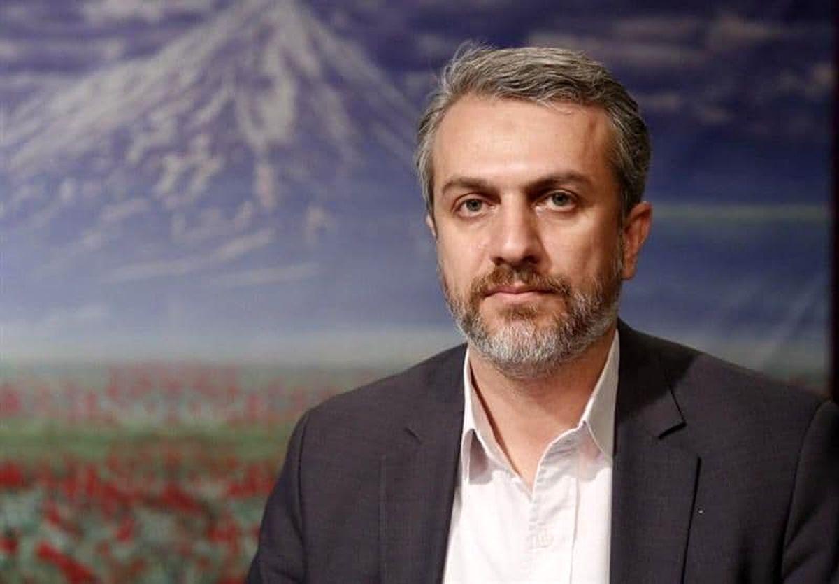 معرفی وزیر پیشنهادی صمت