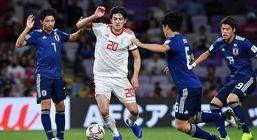 ساعت بازی فوتبال ایران و ژاپن