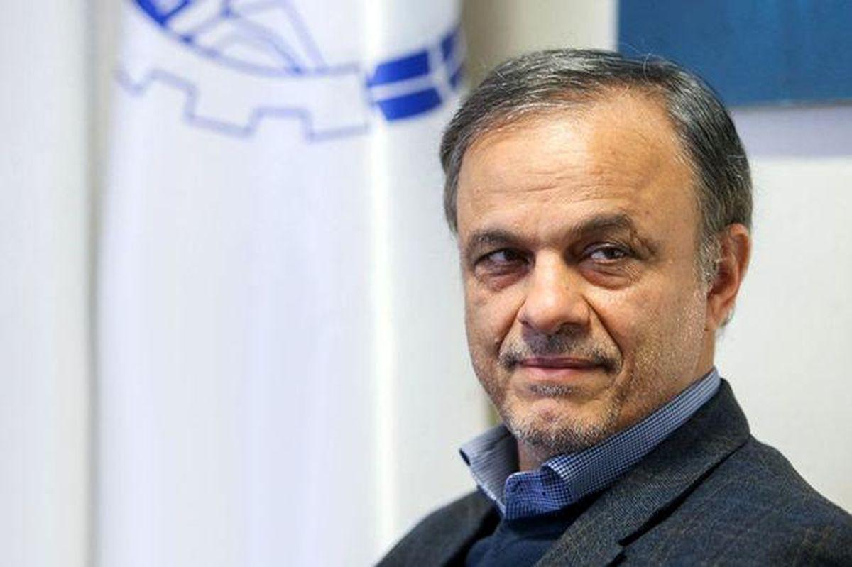 رزم حسینی وزیر پیشنهادی صمت شد