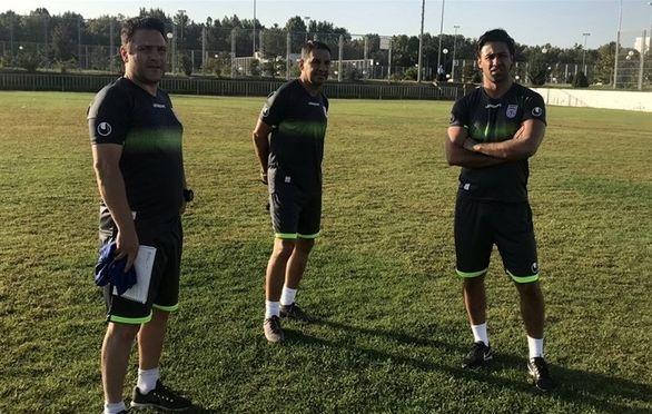نمازی : مهم موفقیت تیم ملی امید است نه دستیار بودن من