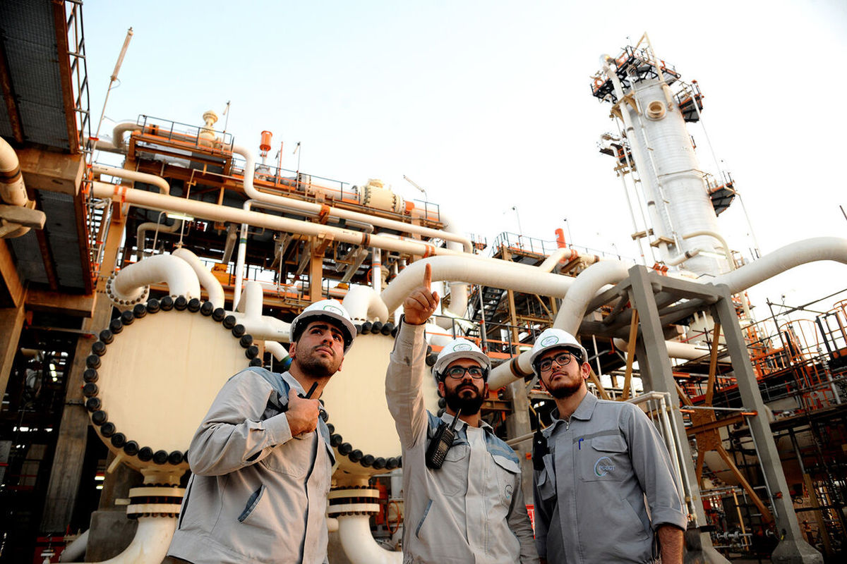 آنچه باید درباره پالایشگاه گاز بیدبلند خلیج فارس بدانید