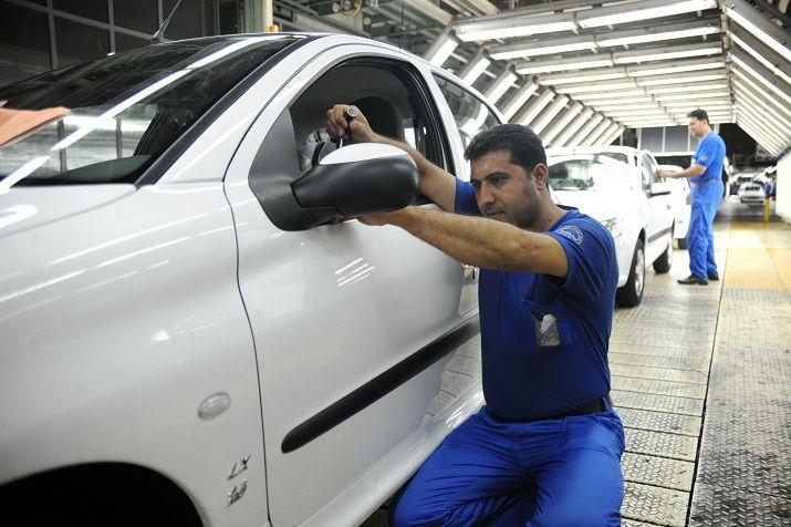 برنامه های ارتقای کیفیت محصولات ایران خودرو در سال جهش تولید