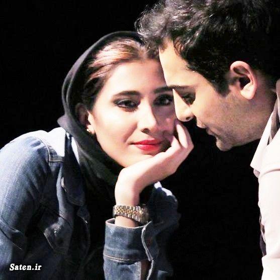 عکس جنجالی لورفته حامد کمیلی و همسرش تینا اخوندتبار + بیوگرافی و عکس
