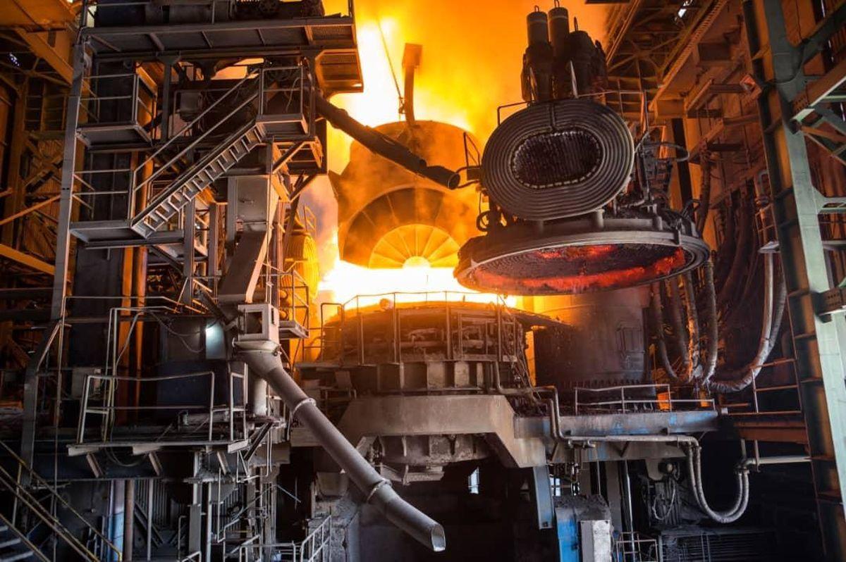 افزایش ۵۶ درصدی تولید و 50 درصدی صادرات فولاد بناب