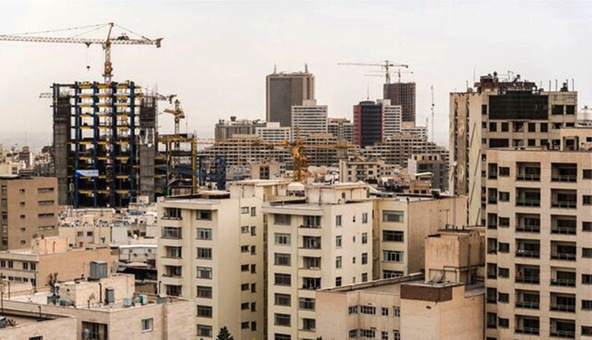 قیمت آپارتمان در تهران ۳۰ فروردین ۹۹