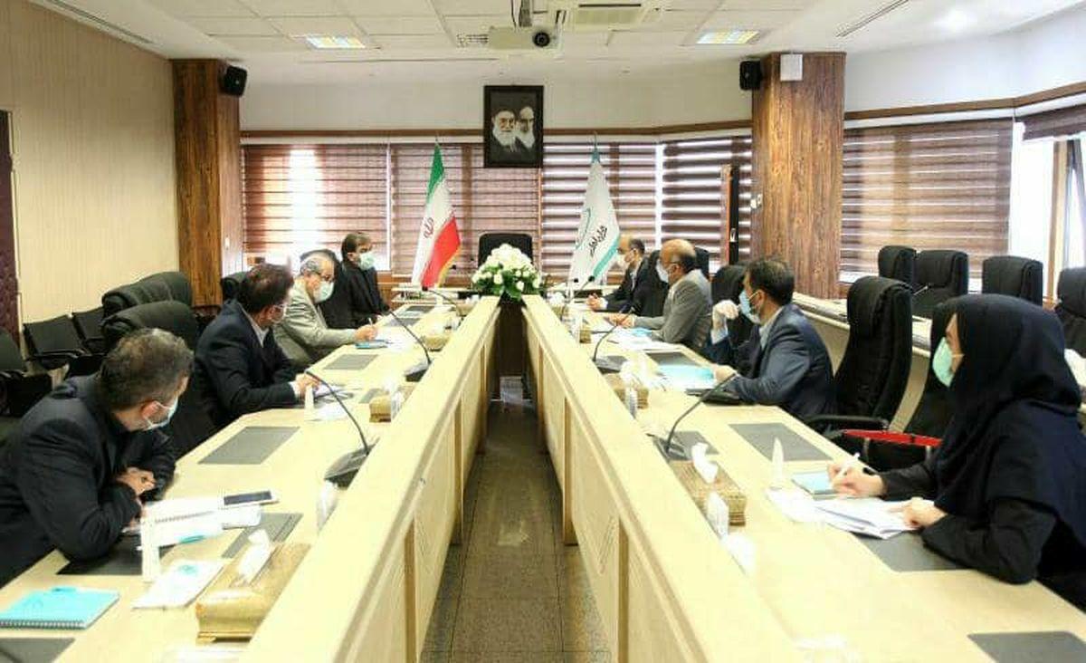 برگزاری نشست تبادل نظر مدیران عامل همراه اول و بانک تجارت