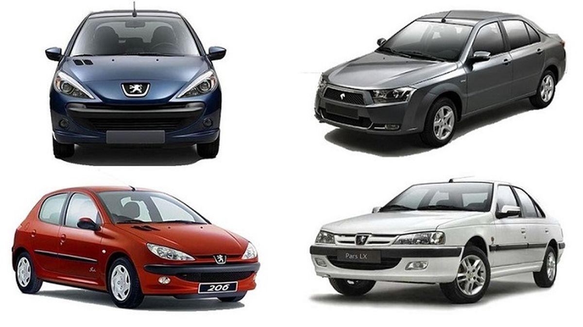 قیمت خودرو داخلی در بازار 7 تیر + جدول