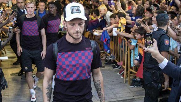 راکیتیچ در اندیشه جدایی از بارسلونا