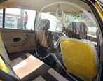 تردد تاکسیها آزاد است