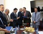 معارفه سرپرست اداره کل بیمه ایران استان سیستان و بلوچستان