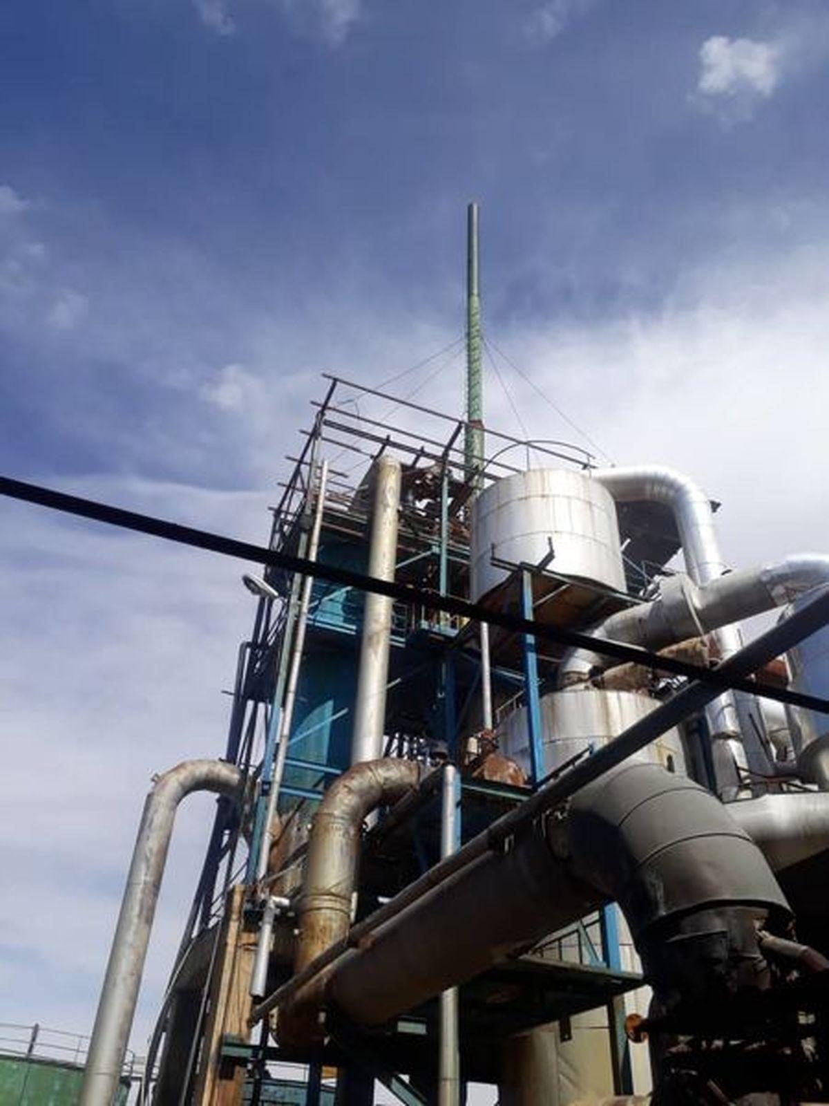 بیانیه انجمن اسید سولفوریک در خصوص بحران ورشکستگی 50 کارخانه اسید بخش خصوصی