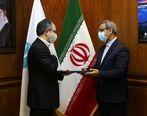 کیش منطقه آزاد پیشرو دراجرای طرح تسهیلات خرید بیمه نامه مهر ایران معین