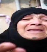 گریه های زن ماهشهری دل ایرانی ها را تکان داد + فیلم جگرسوز