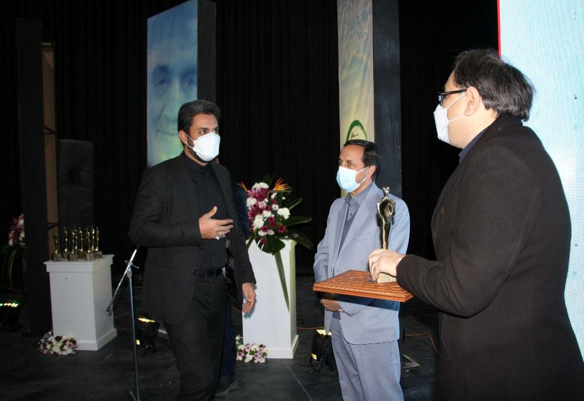تقدیر از شرکت معدنی و صنعتی گلگهر بهعنوان حامی جشنواره سراسری تئاتر سردار آسمانی