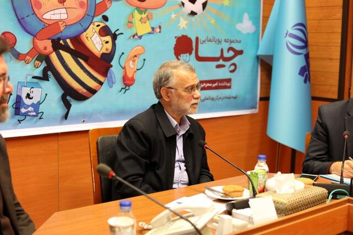 «سلمان فارسی» با تراز هالیوود ساخته میشود