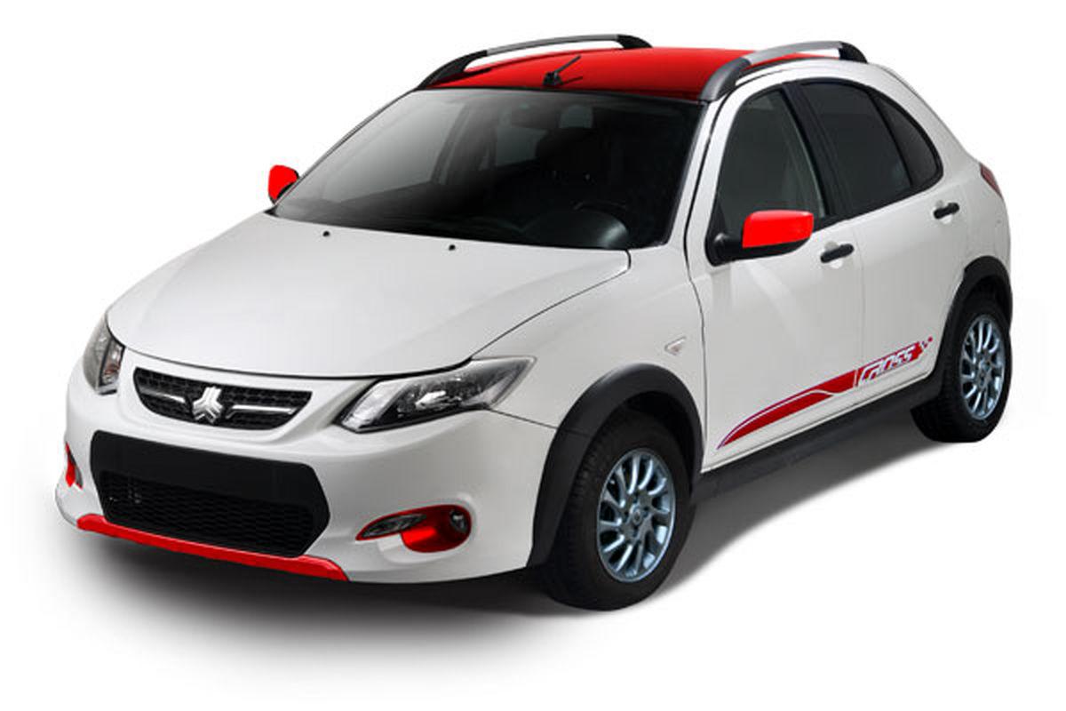 پارس خودرو از محصول جدید خود رونمایی کرد + جزئیات