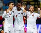 نتیجه بازی پرتغال و صربستان 16 شهریور