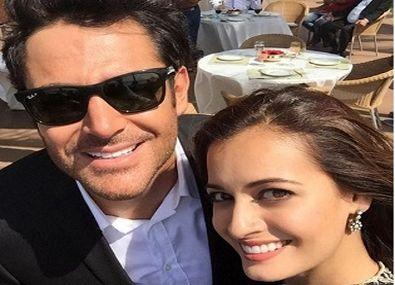 محمدرضا گلزار با بازیگر جنجالی هندی ازدواج کرد + فیلم و عکس