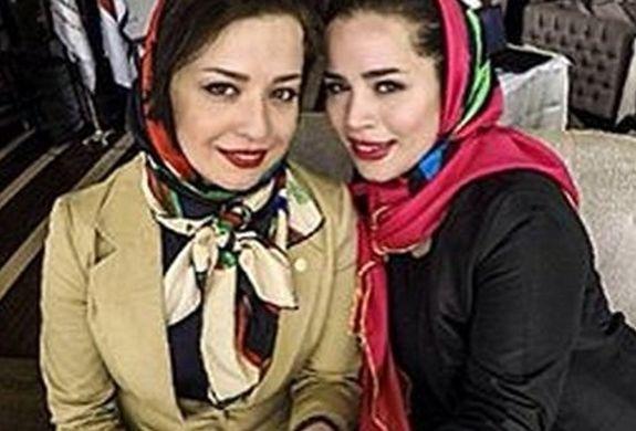 عکس لورفته از مهراوه شریفی نیا در مهمانی خصوصی + تصاویر و بیوگرافی