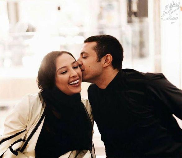 اشکان خطیبی با عروس سابق علی پروین ازدواج کرد + بیوگرافی و تصاویر