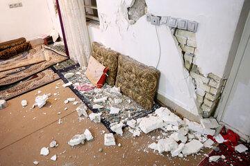 افزایش شمار مصدومان زلزله «قطور»