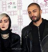 امیر جدیدی و همسرش+بیوگرافی و تصاویر