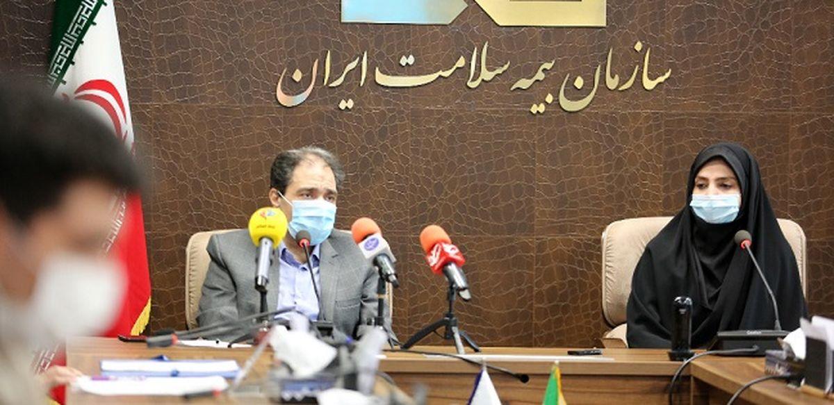 تاکید وزیر بهداشت بر پوشش بیمه دستیاران و دانشجویان PHD