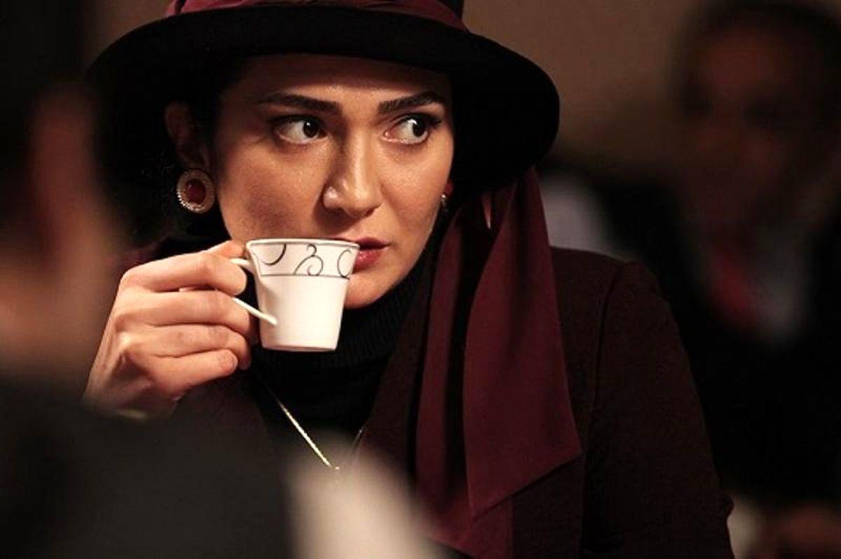 دست دادن بازیگر زن سریال افرا با نامحرم   مینا وحید کیست؟