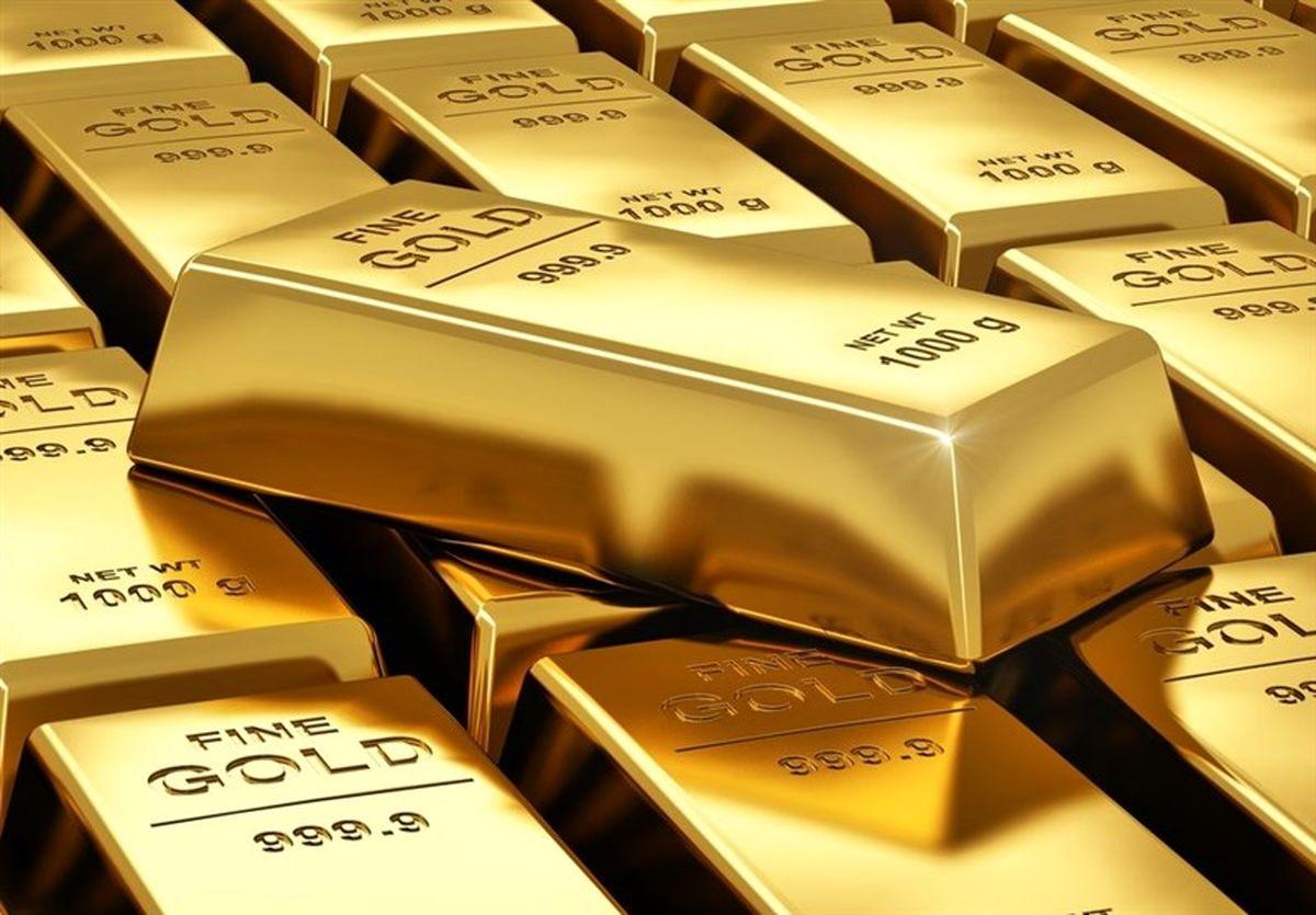 قیمت جهانی طلا امروز ۹۹/۰۲/۱۳