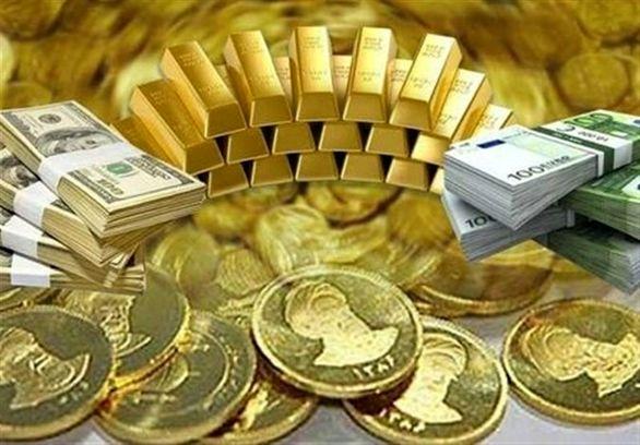 قیمت طلا،قیمت سکه،قیمت ارز،قیمت دلار امروز چهارشنبه 98/09/06