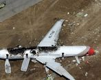 جزئیات سقوط هواپیما در سبلان