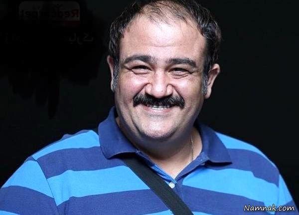 مهران غفوریان بازیگری