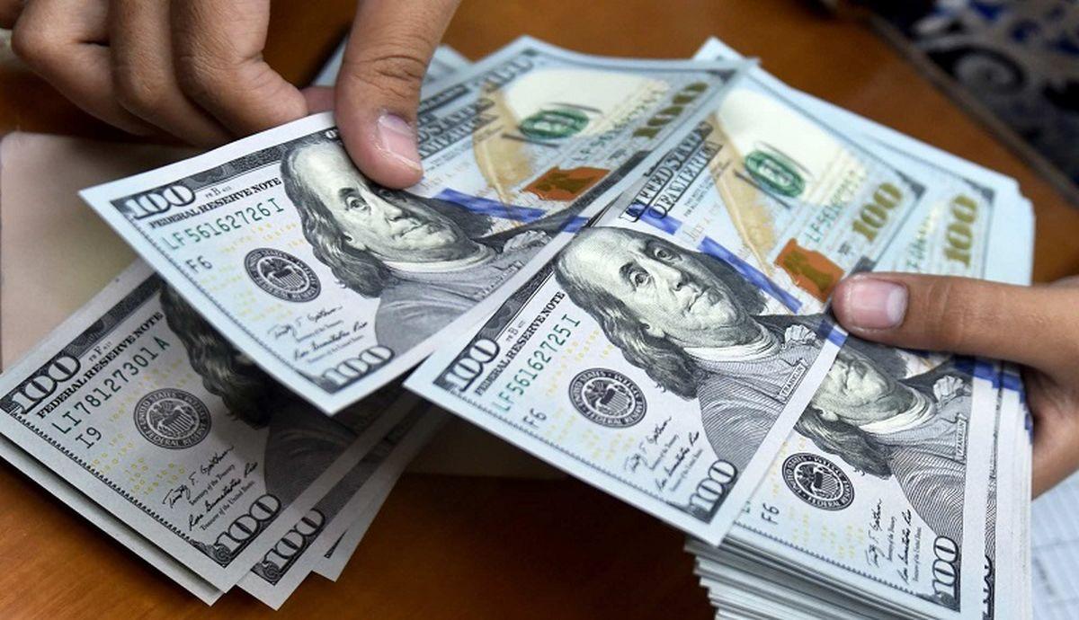 هجوم تاسف بار مردم برای خرید دلار در تهران + فیلم