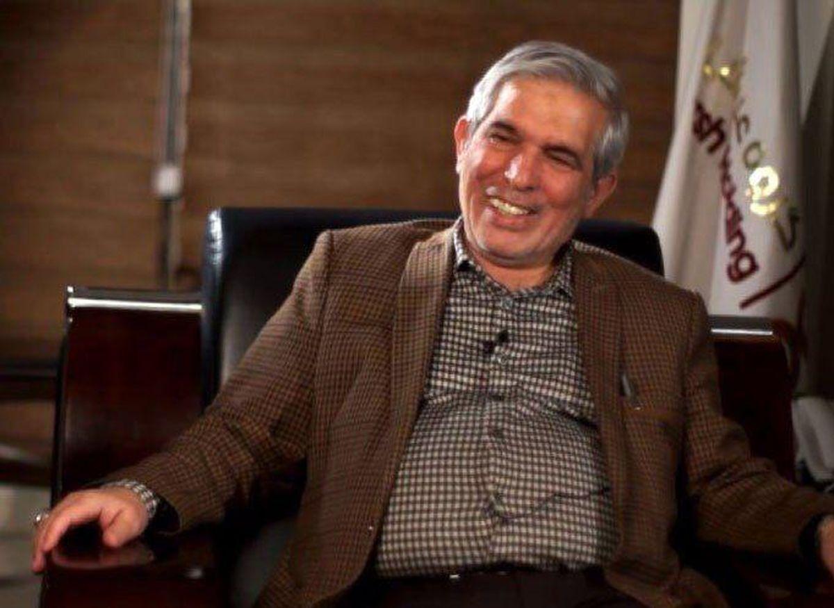 حاج ابوالقاسم شفیعی رییس انجمن سنگ ایران و عضو هیات مدیره خانه معدن ایران به دیار باقی شتافت