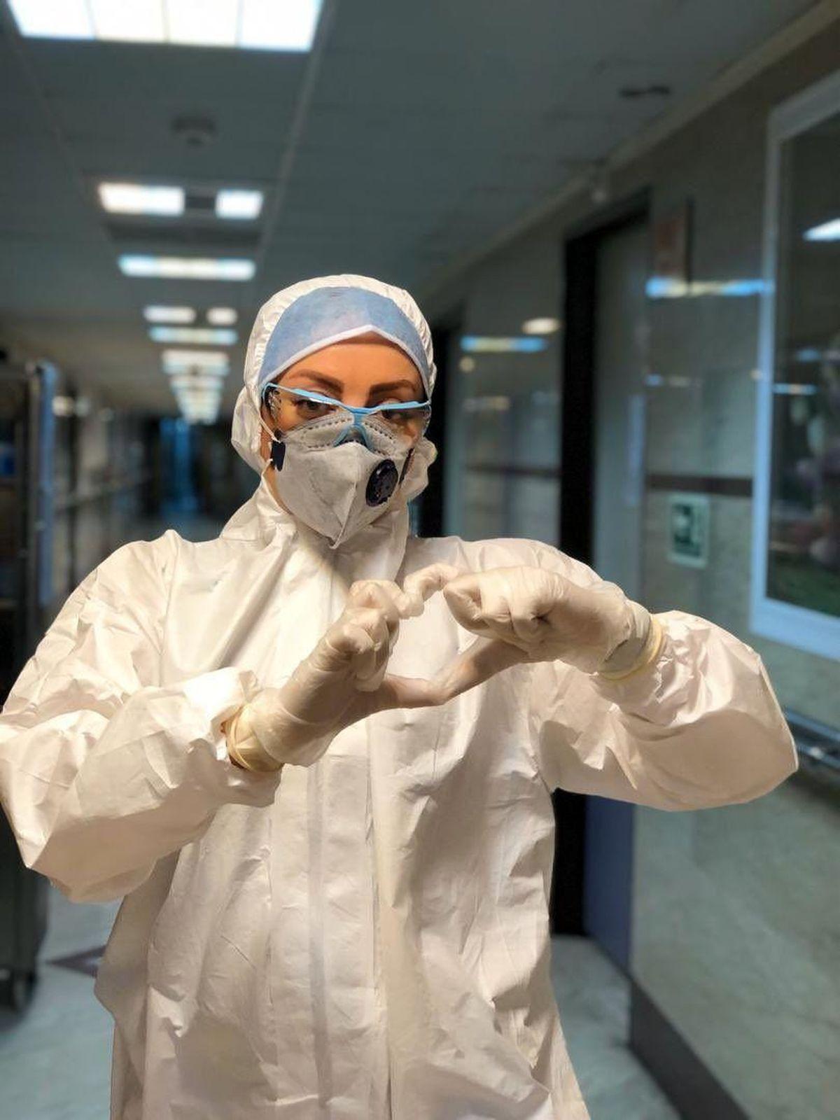 مرگ پرستار زحمتکش کشور در روز پرستار + عکس