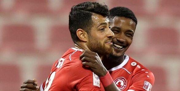 پور علی گنجی در ترکیب تیم منتخب هفته لیگ ستارگان قطر