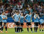 ستاره بارسلونا باعث حذف تیم ملی کشورش شد